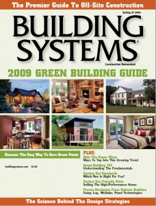 Carolina Diversified Builders has been featured in the Building Systems magazine.