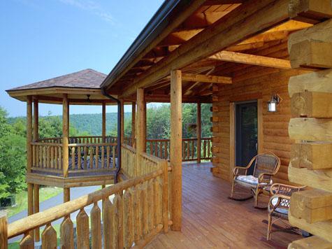 Custom Log Homes Built In The Carolinas By Carolina