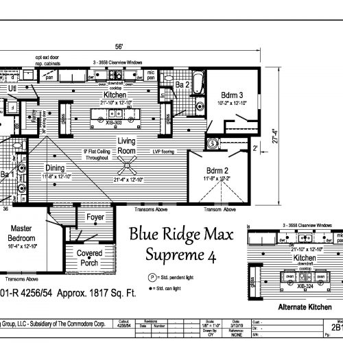 MAX 4 floor plan