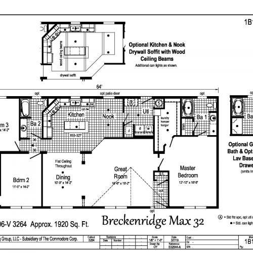 breckenridge max 32 floor plan