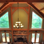 Timber Frame Homes in North and South Carolina by Carolina Diversified Builders